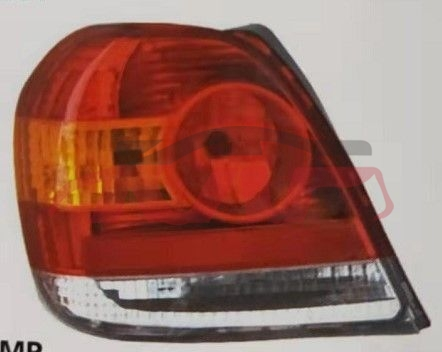 TOYOTA 2003 ECHO TAIL LAMP 81550-52330    81560-5231081550-52330    81560-52310