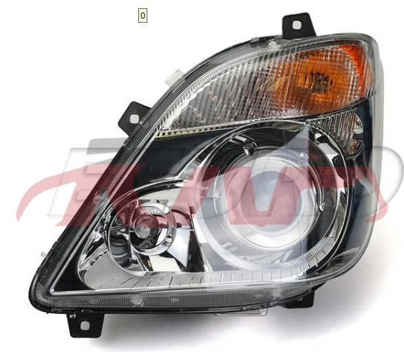 BENZ SPRINTER 1996 HEAD LAMP 247012251247012251
